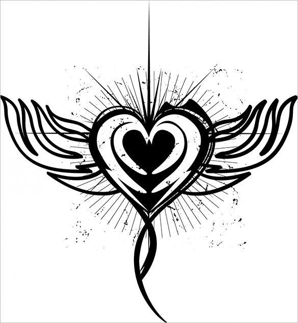 15 Best Tattoo Template Designs \ Stencils Free \ Premium - tattoo template