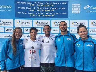 Blog Esportivo do Suíço:  Equipe brasileira para o Mundial de maratonas aquáticas é definida