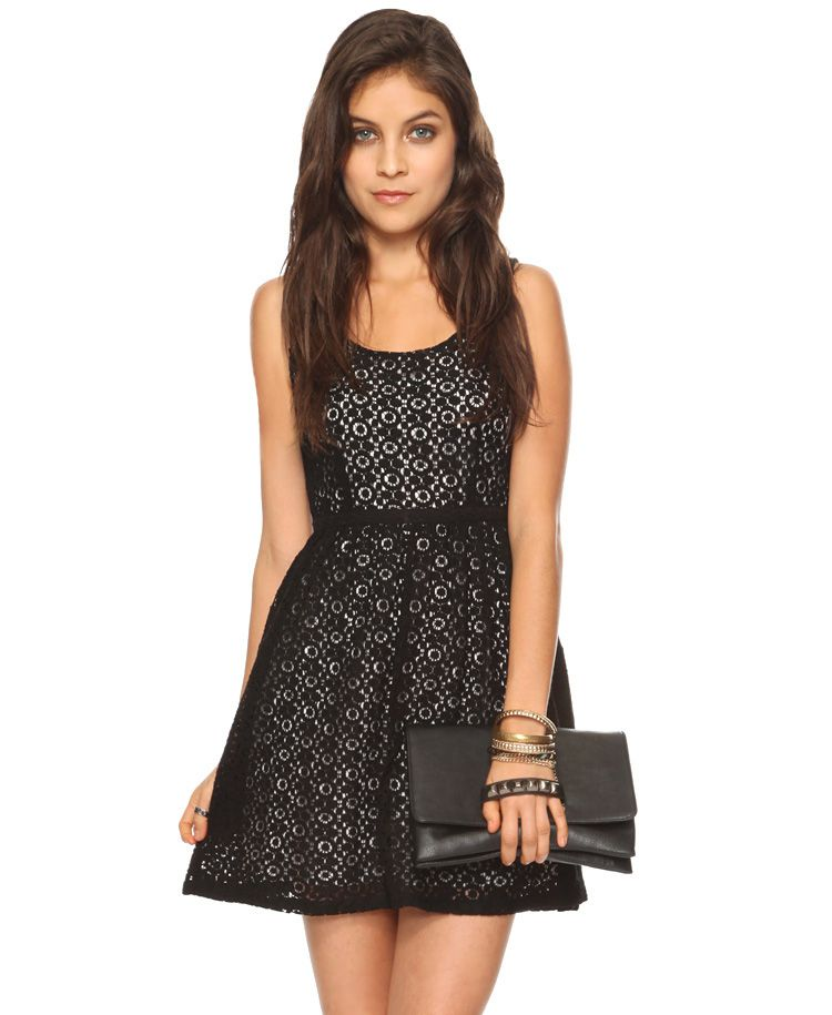 Jazz Lace Dress