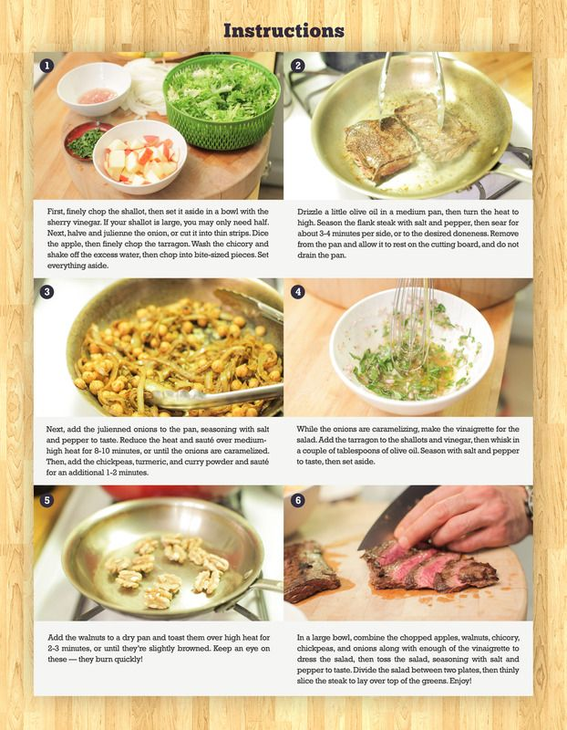 Blue Apron- I am going to try this for a week