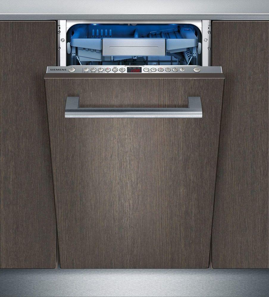 Siemens SR66T098EU A Vollintegrierbarer GeschirrspÃler 45