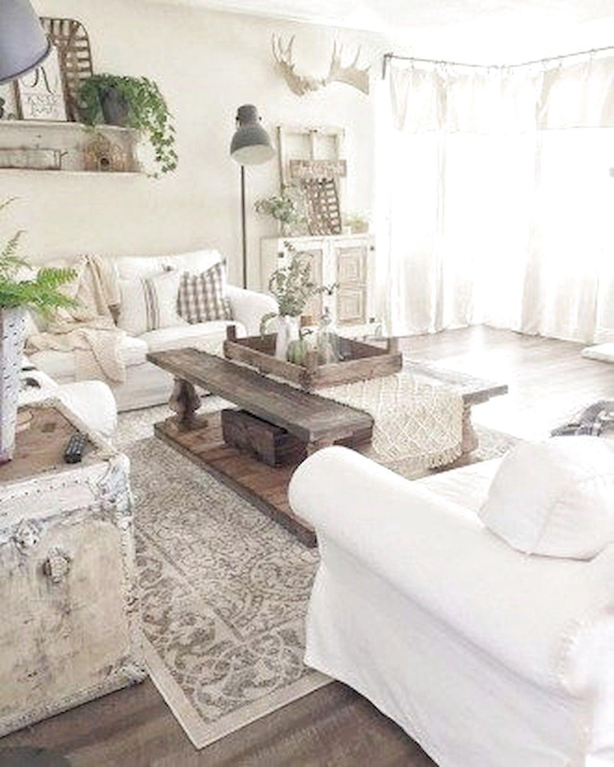 101 Best Farmhouse Living Room Decoration Ideas Farmhouse S