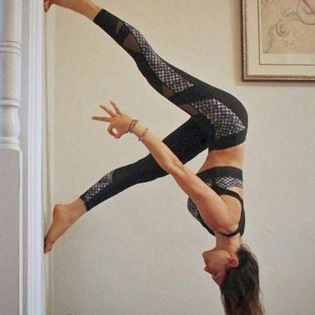40 beautiful yoga poses to inspire you 7  beautiful yoga