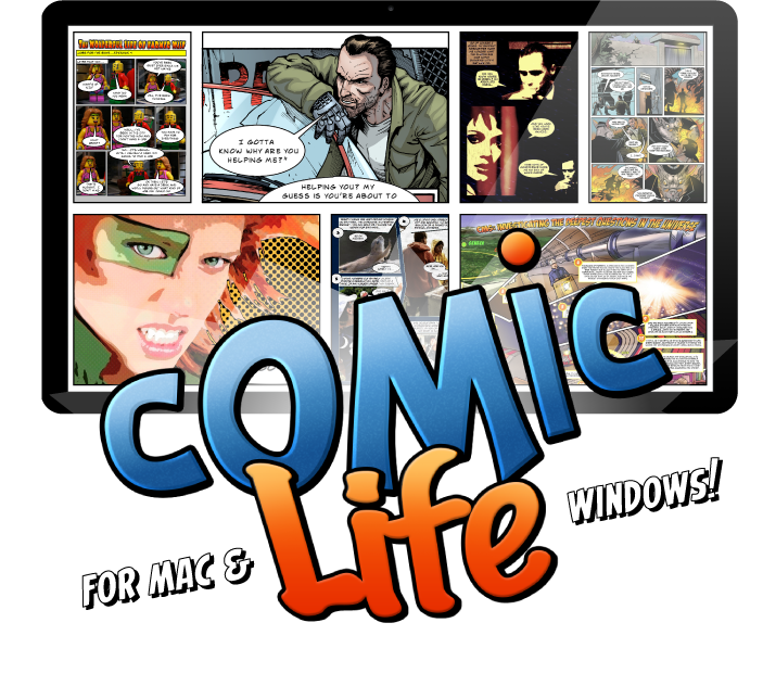 Comic Life 3 For Mac Window Plasq Com Strip Template App Paraphrase Software Free Download