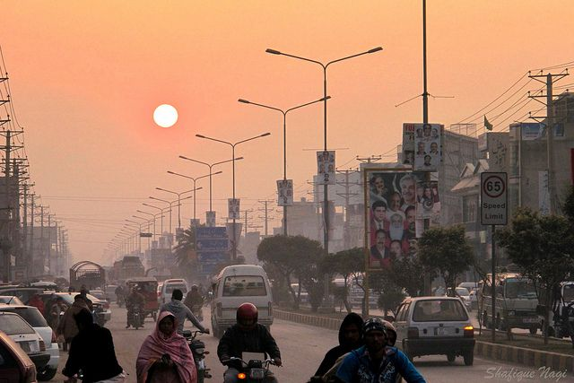 Sialkot, Punjab, Pakistan.