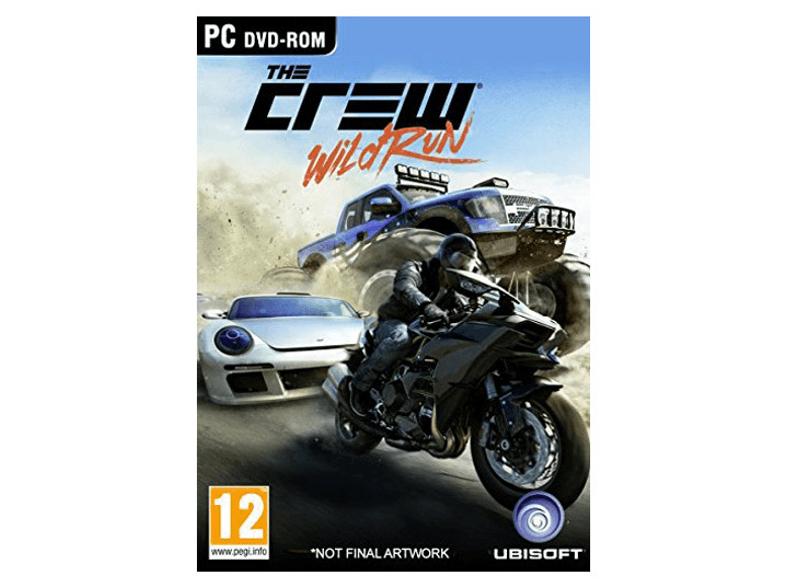 cool UBISOFT The Crew Wild Run FR/NL PC chez Media Markt