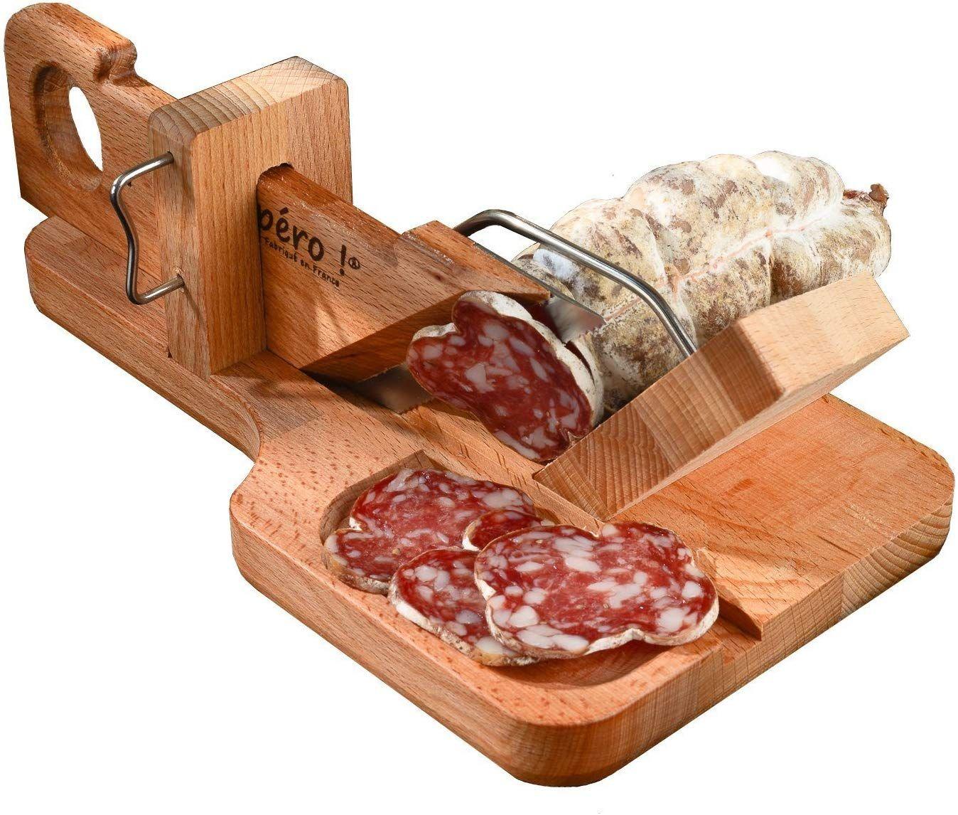 Affetta Salame Prodotto in Francia,... Insaccati di Precisione So Apéro