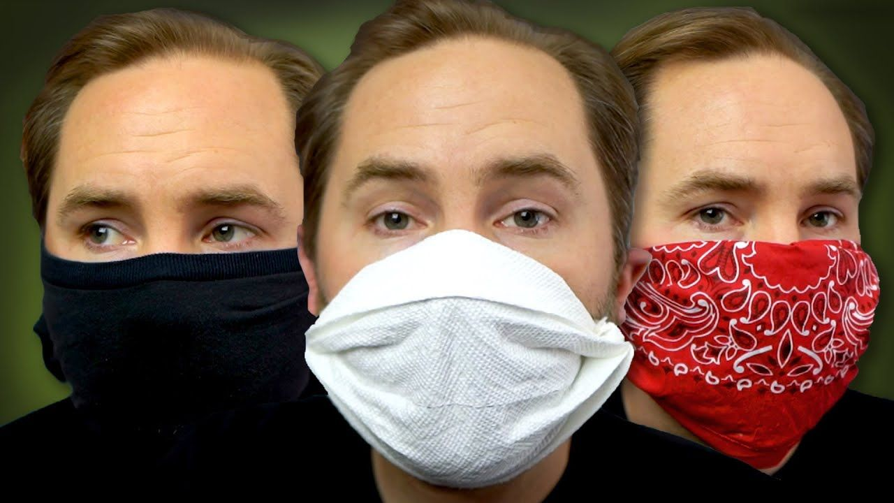 Photo of 3 DIY FACE MASKS ⎮ No Sewing Required!