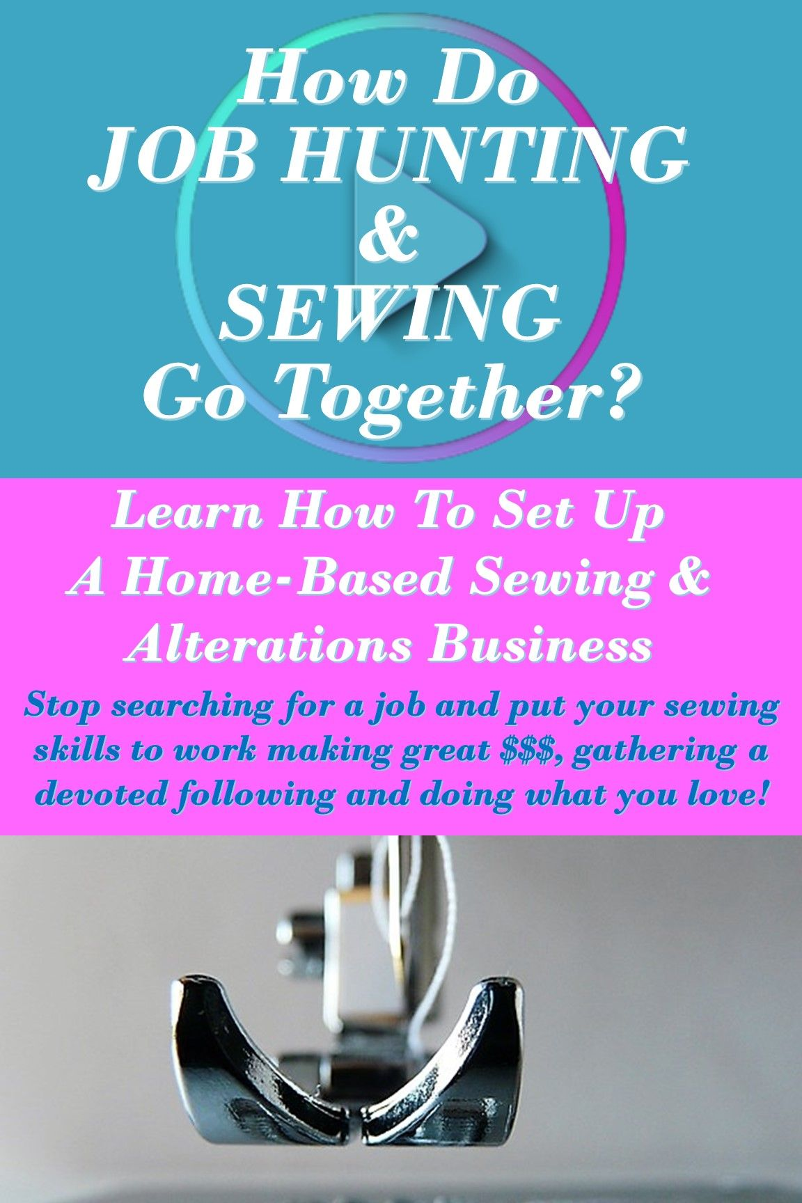 Stay home and sew for others. Here's how you do it.