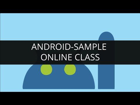 "This Android Tutorial is a sample class for the course ""Android for Beginners"" offered by Edureka.For more details about this course, visit http://www.edureka.co/android-development-certification-course"