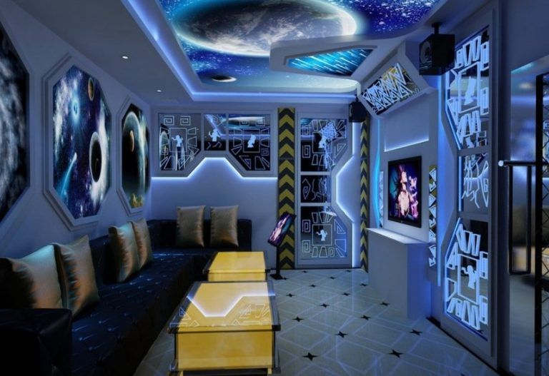 Space Themed Room Ideas Bring The Stars Into Your Home Boys Space Bedroom Outer Space Bedroom Space Themed Room