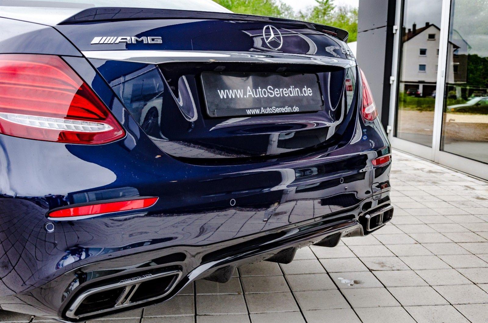 Mercedes Benz E 63 Amg S 4m Brabus Perform Seats Carbon Burmester Export Price 148 750 Stosk 1478 Fuel Consumptio Mercedes Benz Mercedes Benz