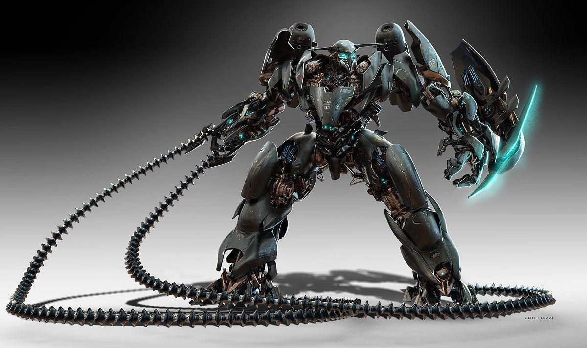Image result for destroyer robots