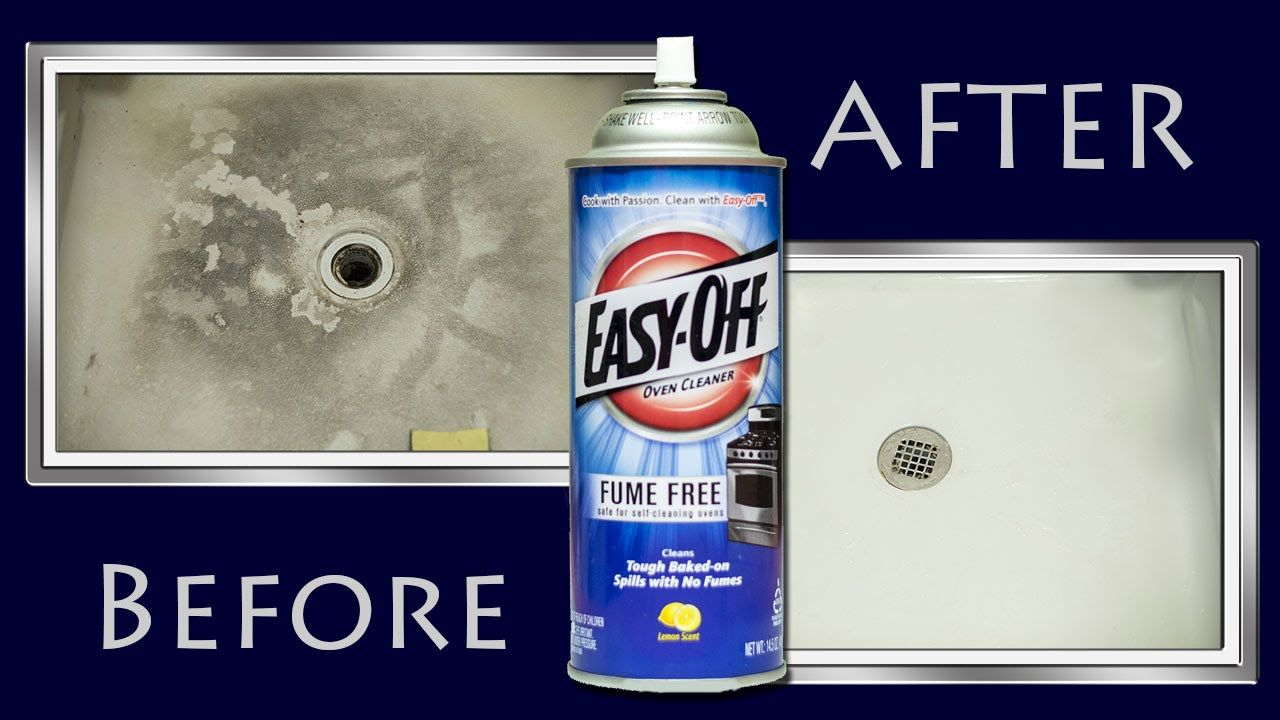 Clean Your Fiberglass Tub And Shower The Easy Way. Be Sure To Get The Blue  Can! Takes Off Soap Scum And Hard Water Deposits. Spray On And Leave Foru2026