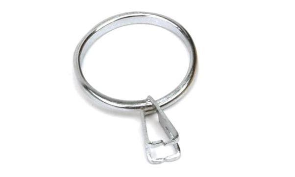 Silver adjustable Spring Type Ring Tweezer