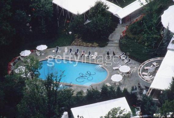 Whitney S Pool Menham Nj Whitney Houston Whitney Houston