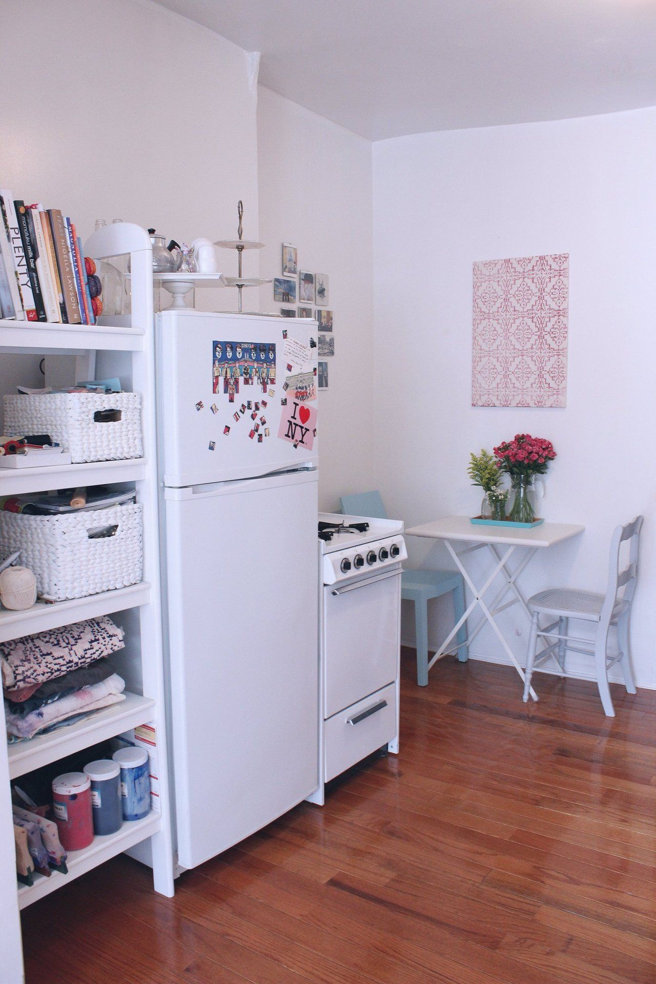 A Bright & Airy 400 Square Foot West Village Studio