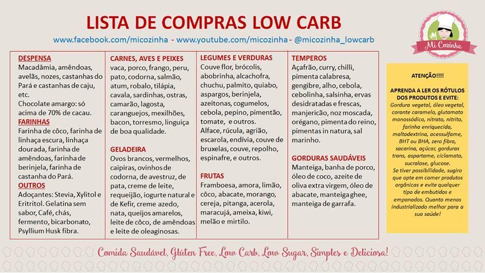 pode tomar coca cola zero na dieta low carb