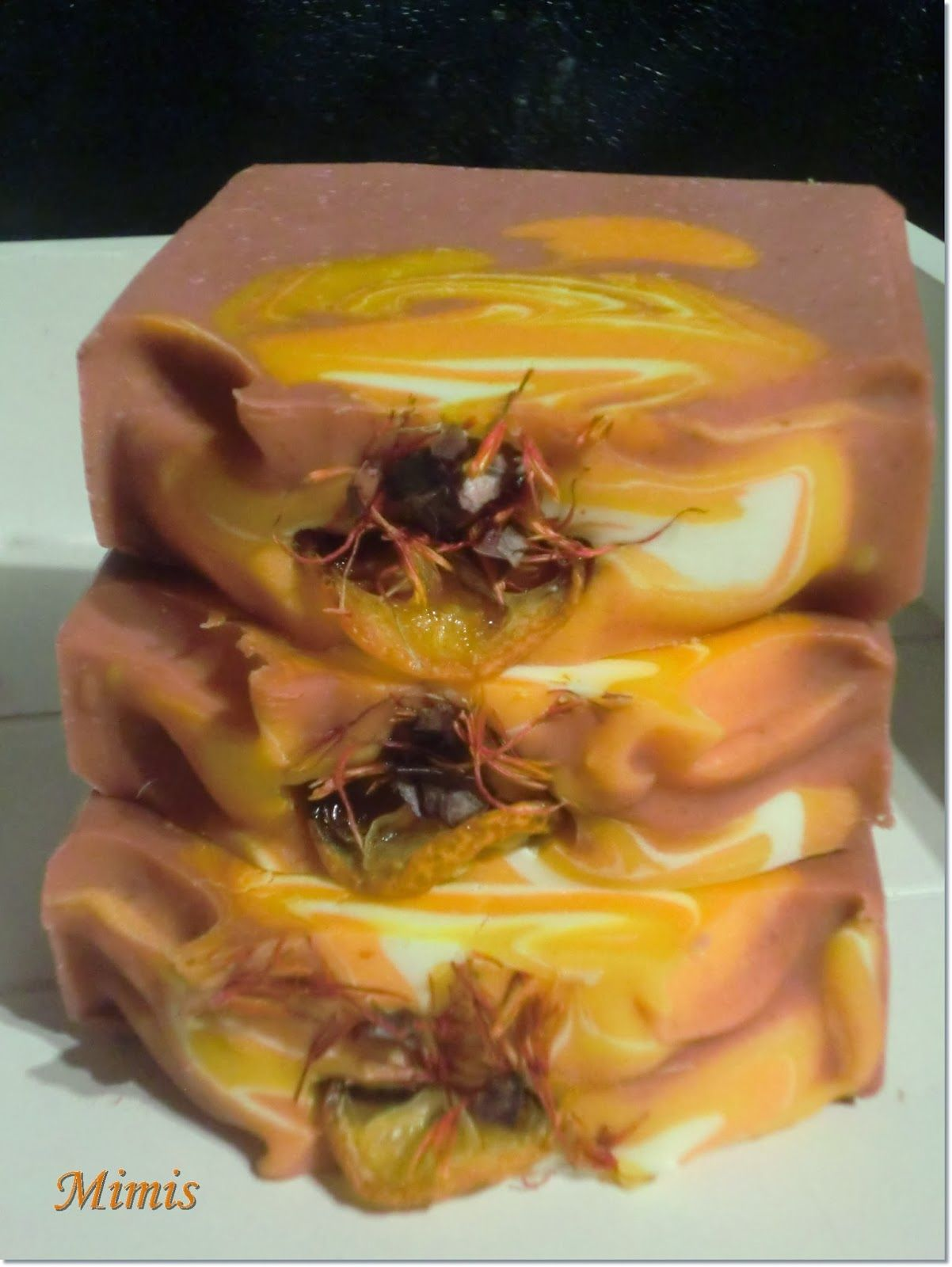 Handemade cold process soap