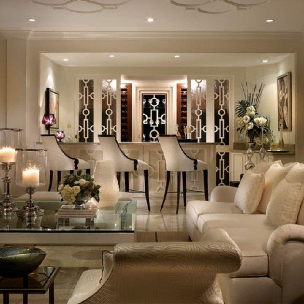 Beautiful home interiors glamorous bedrooms in cream  google search  decor ideas