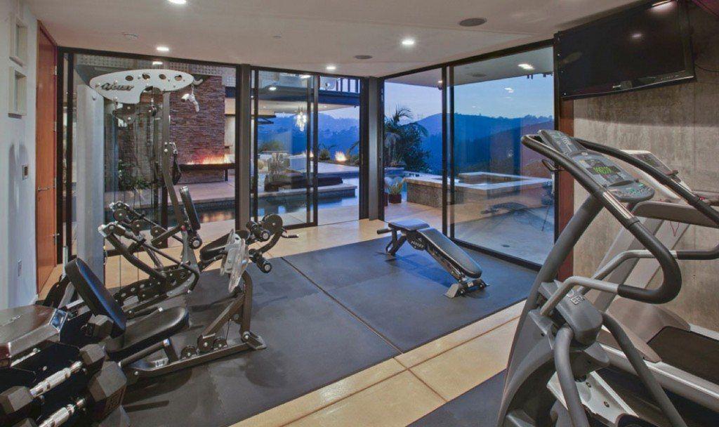 Of the most impressive home gym designs home gym home gym