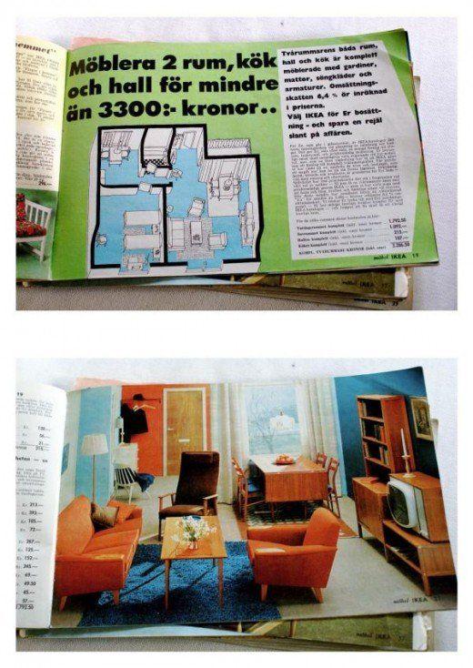 1965 Ikea Catalog | Archive | Ikea, Furniture y Furniture ads