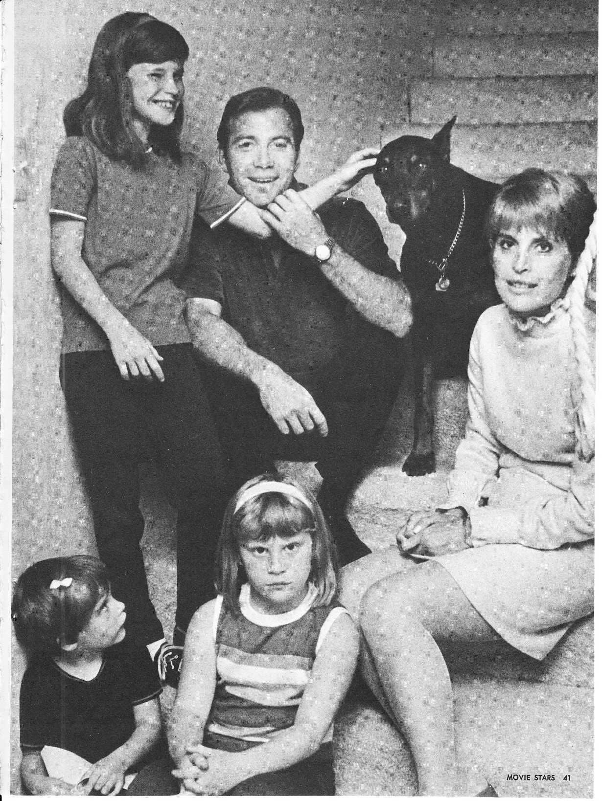 William Shatner First Wife