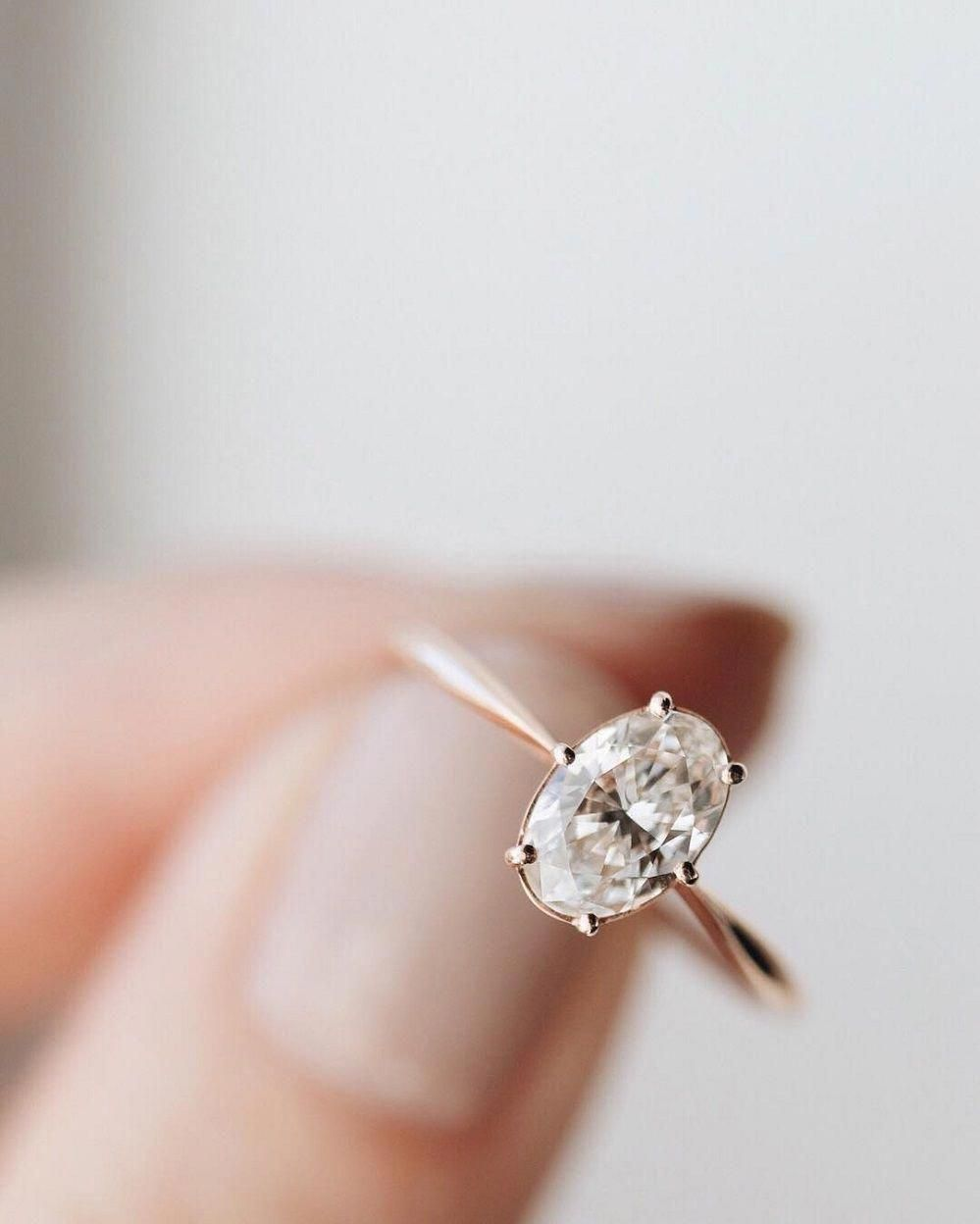Vintage Engagement Rings On Sale Right Now Vintageengagementrings Solitaire Engagement Ring Unique Diamond Rings Engagement Rings Sale
