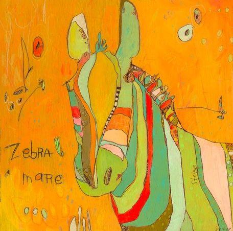Zebra Mare\