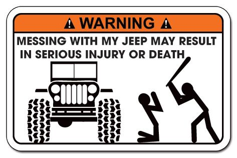 Pin By Anna On Jeeps Jeep Stickers Jeep Memes Jeep Quotes