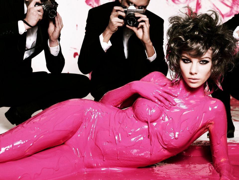 Australia next top model nude, black girl in dbz