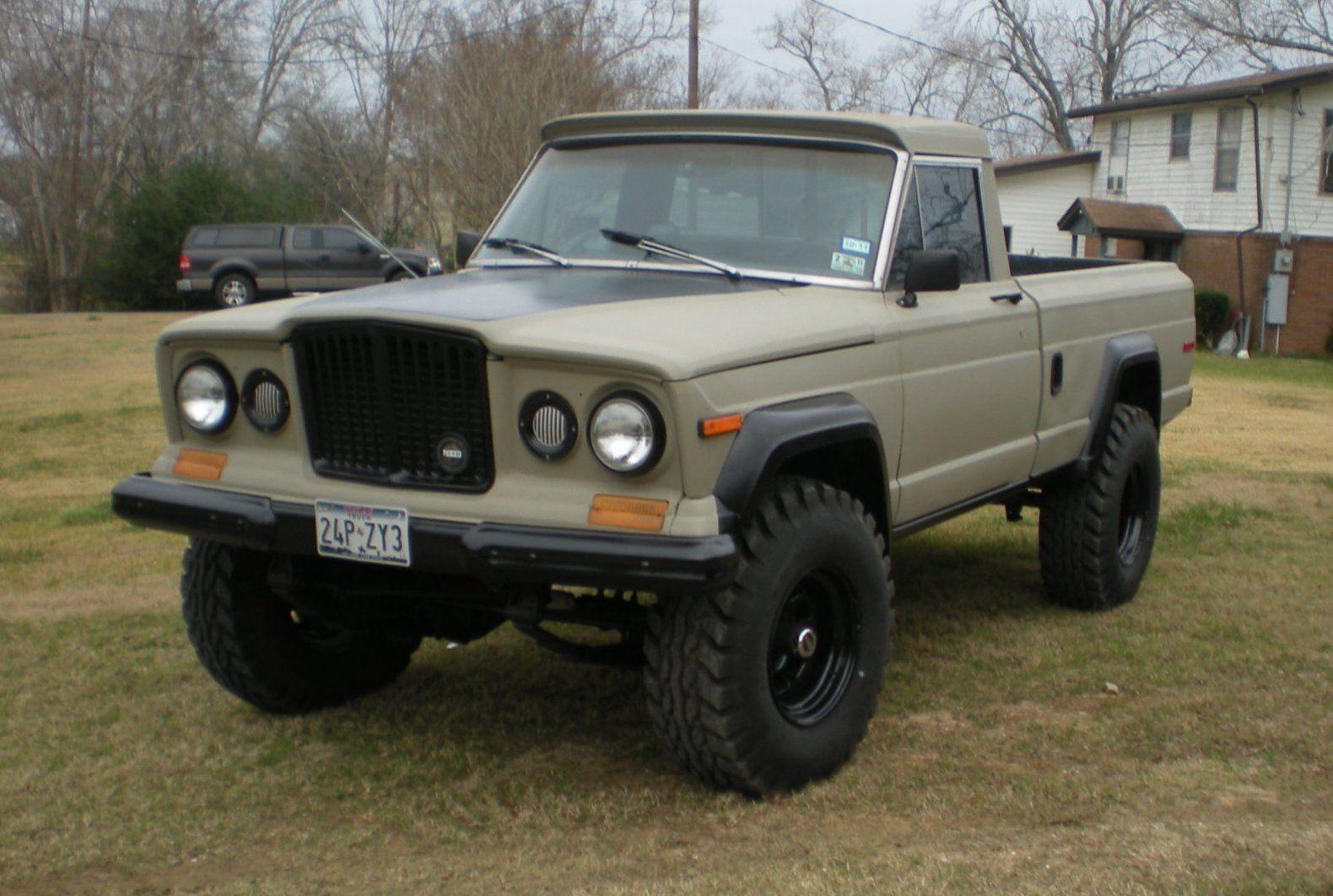Jeep J10 Jeep Truck Jeep Pickup Jeep