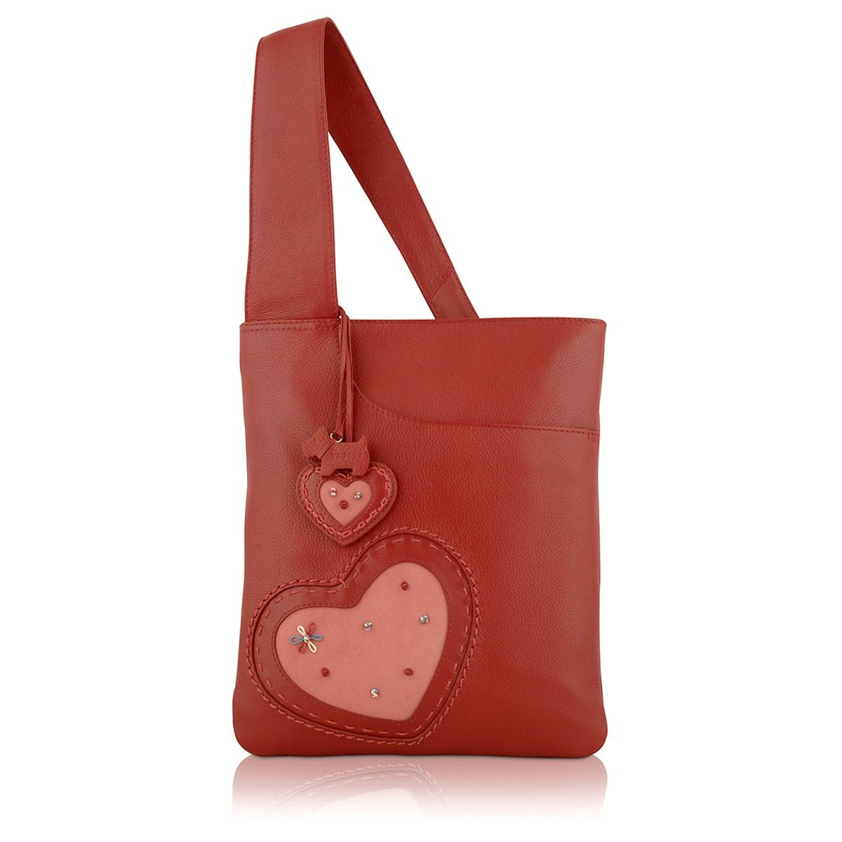 Radley BHF pocket bag; Heart fundraiser | my fashion passion | Pinterest