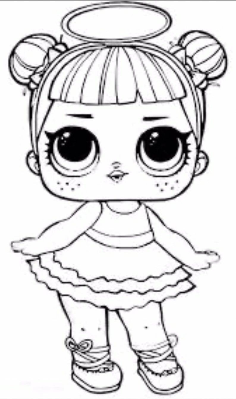 This Item Is Unavailable Etsy Super Coloring Pages Princess Coloring Pages Lol Dolls