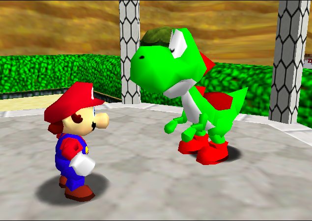 Hacker Kaze Emanuar has built an entirely new Mario inside Mario 64's 20-year-old shell.