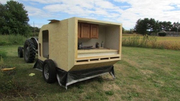 Tiny Camping Trailers diy tent campers you can build on a tiny trailer He Has A Passion For Exploring And Sharing Tiny Homes From Yurts And Rvs To Tiny Trailerscamping