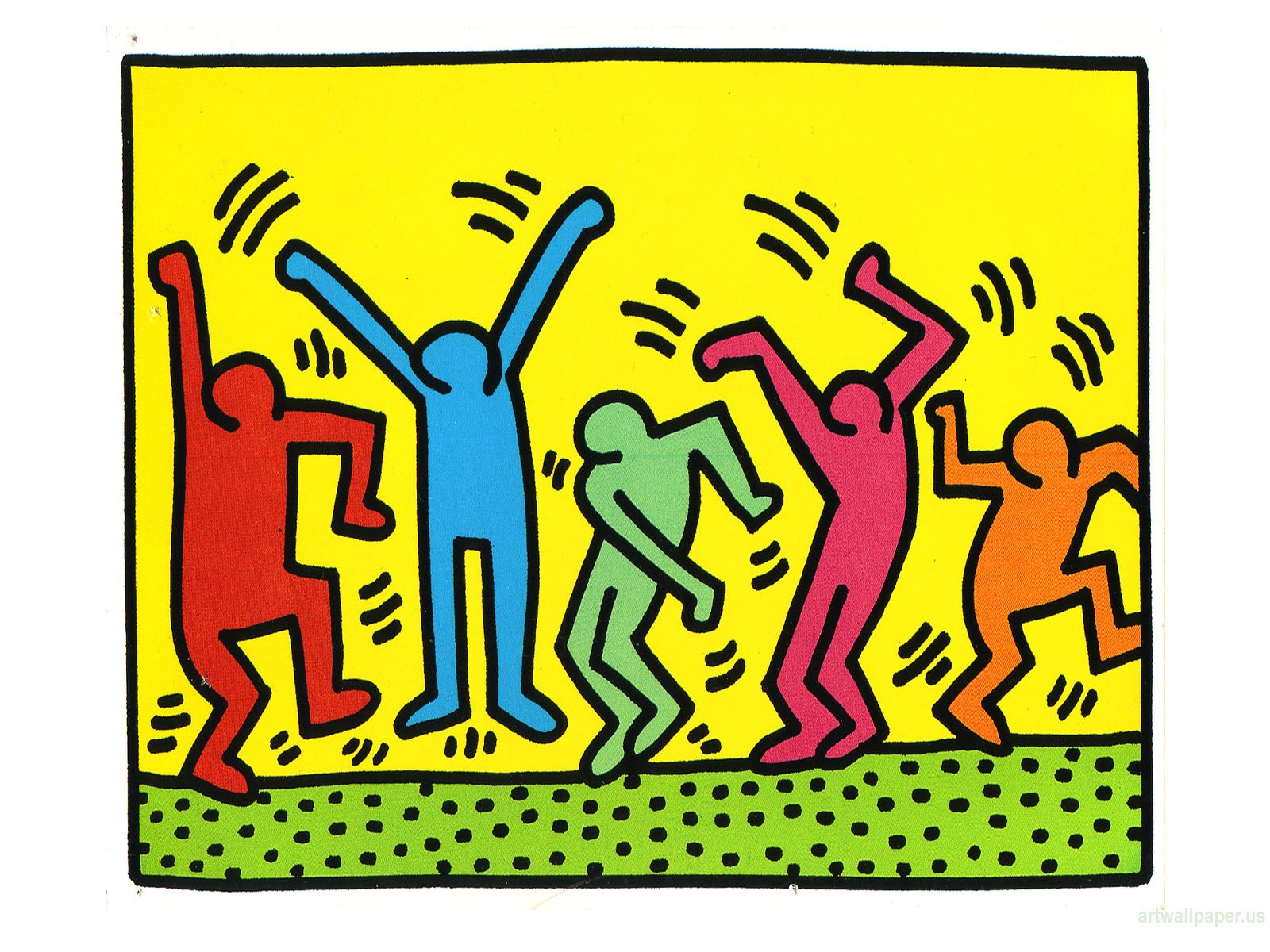 22 best images about keith haring on Pinterest | Keith haring ...