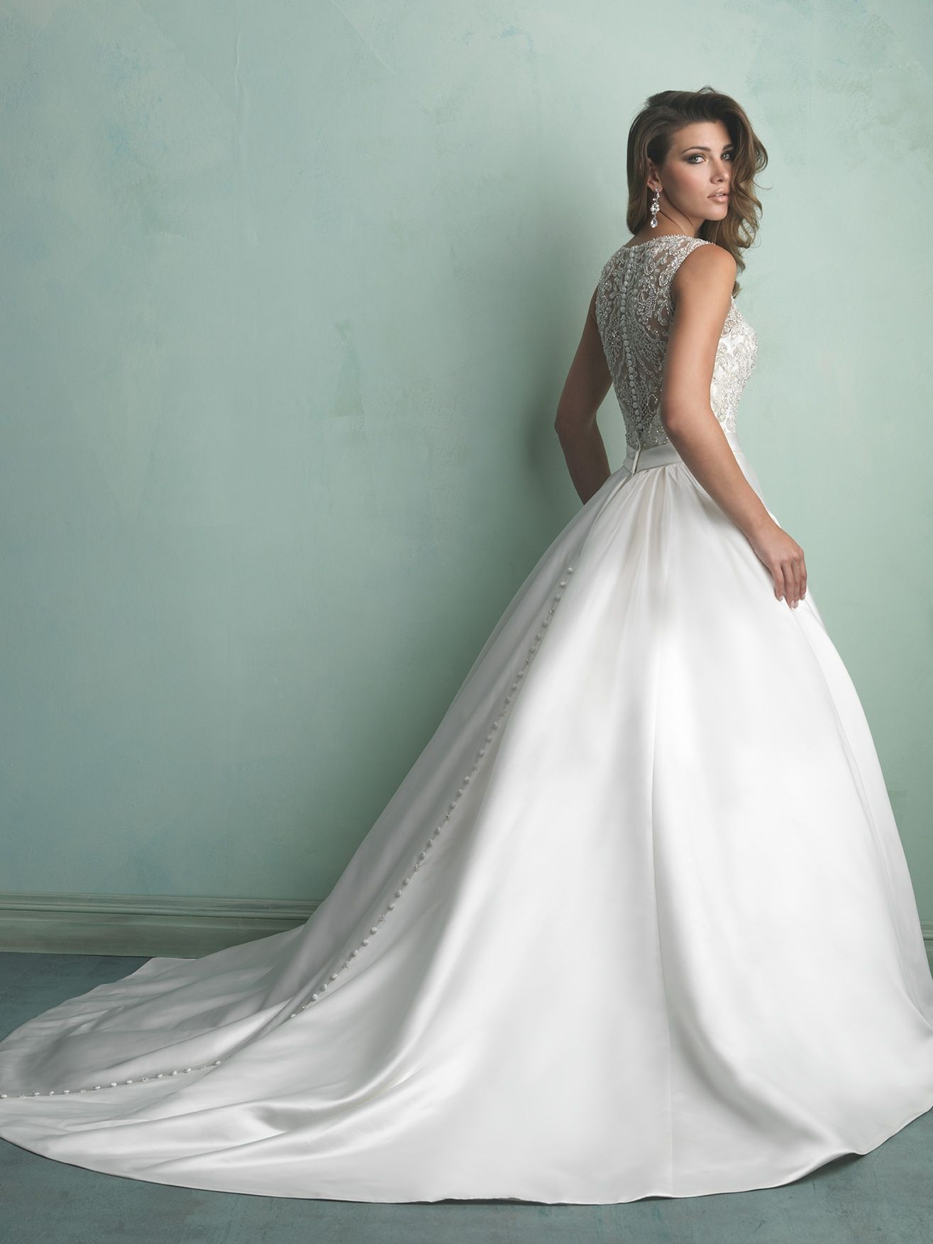 Allure Bridals : Allure Collection : Style 9152 : Available colours ...
