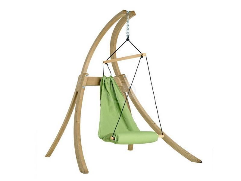 Hanging Chair With Stand Hangover Green Jpg 800 600 Pixels With