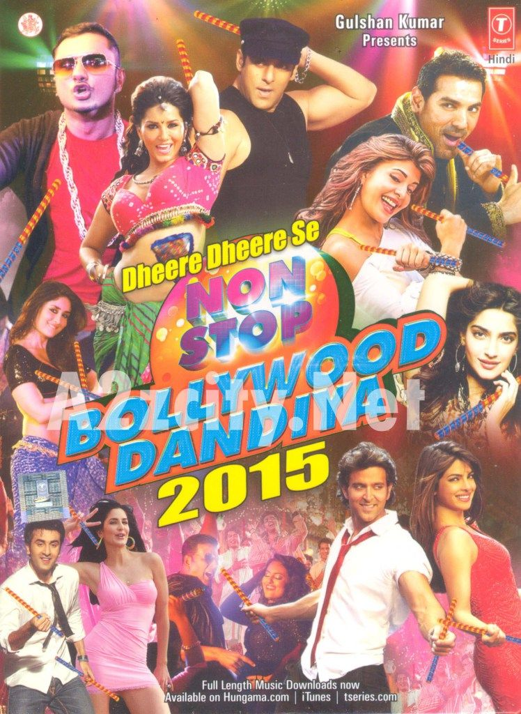 Dheere Dheere Se - Nonstop Bollywood Dandia [2015 – FLAC