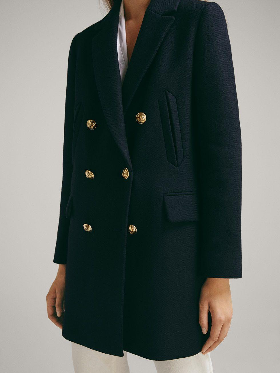 Outerwear Up To 30 Off New In Women Massimo Dutti Coats Jackets Women Wool Coat Women Jackets For Women