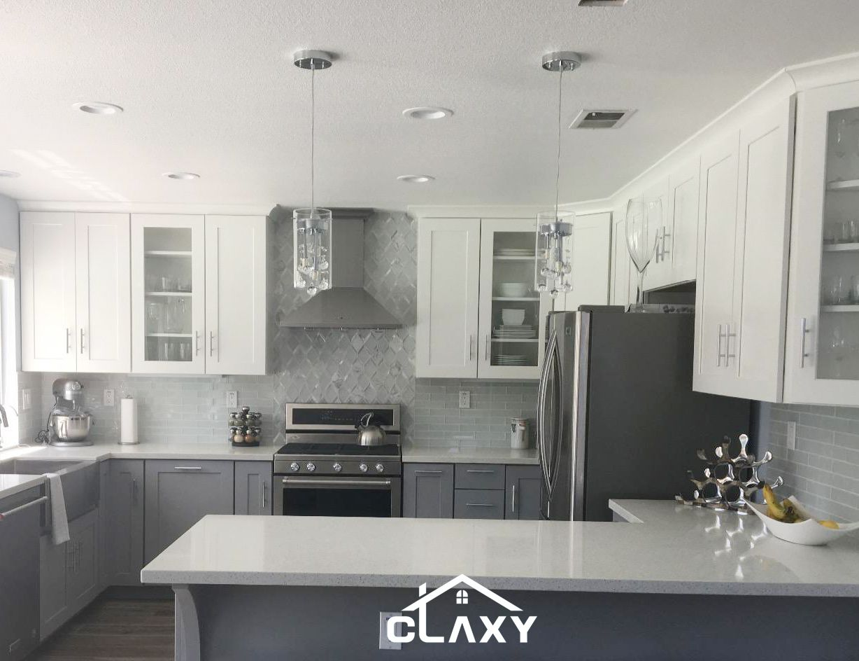 Home Glass Pendant Light Kitchen Island Lighting Crystal Pendant Lighting