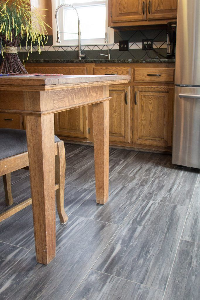 flooring luxury vinyl tile fossilized wood charcoal grout sahara beige