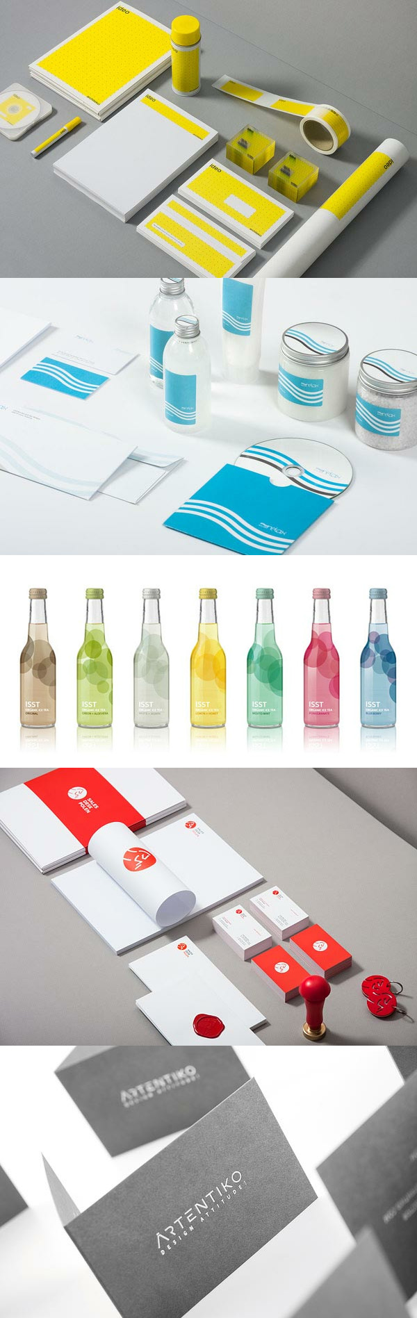 Brand and Packaging Design by Artentiko