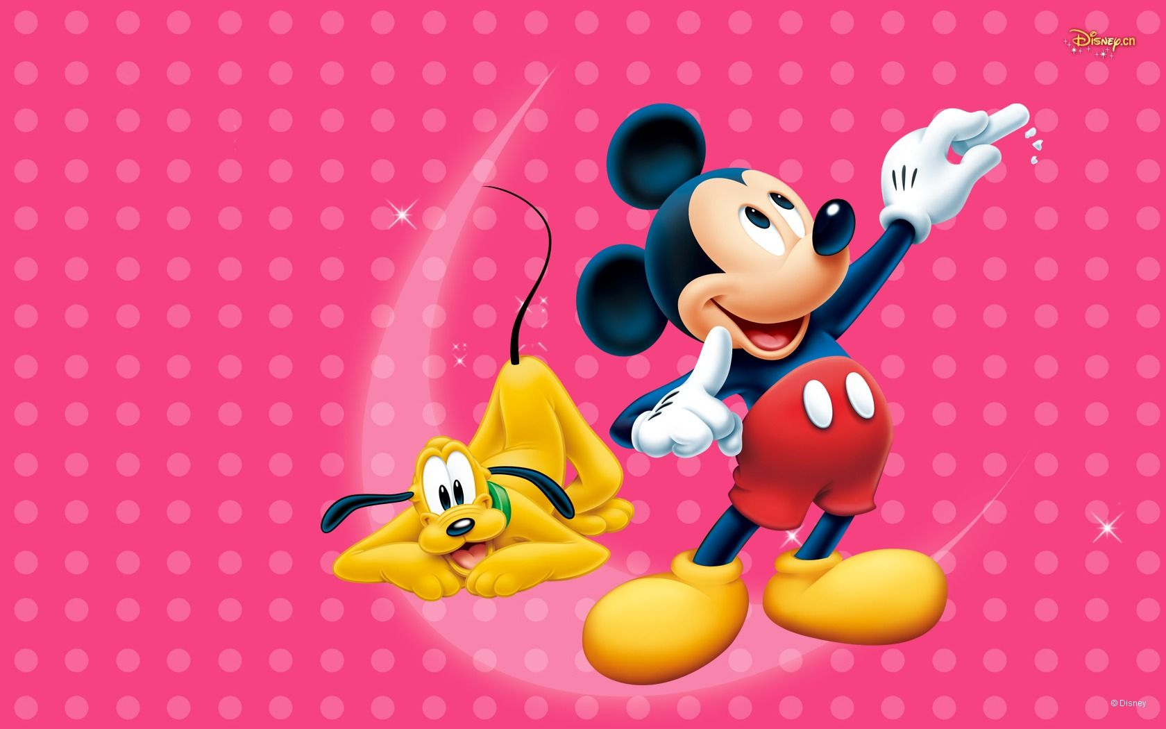 Mickey Mouse Hd Background 3d Cartoon Wallpapers Pinterest