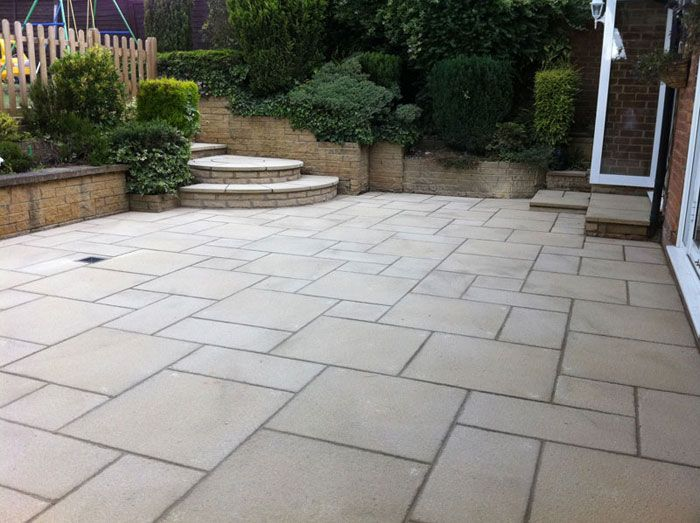 Patio Slabs For Style And Beauty Of Your Garden Decorifusta In 2020 Garden Paving Patio Slabs Patio