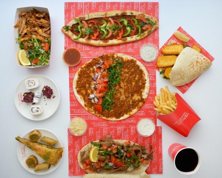 Turkish Restaurant Turkish Restaurant Food Turkish Cuisine