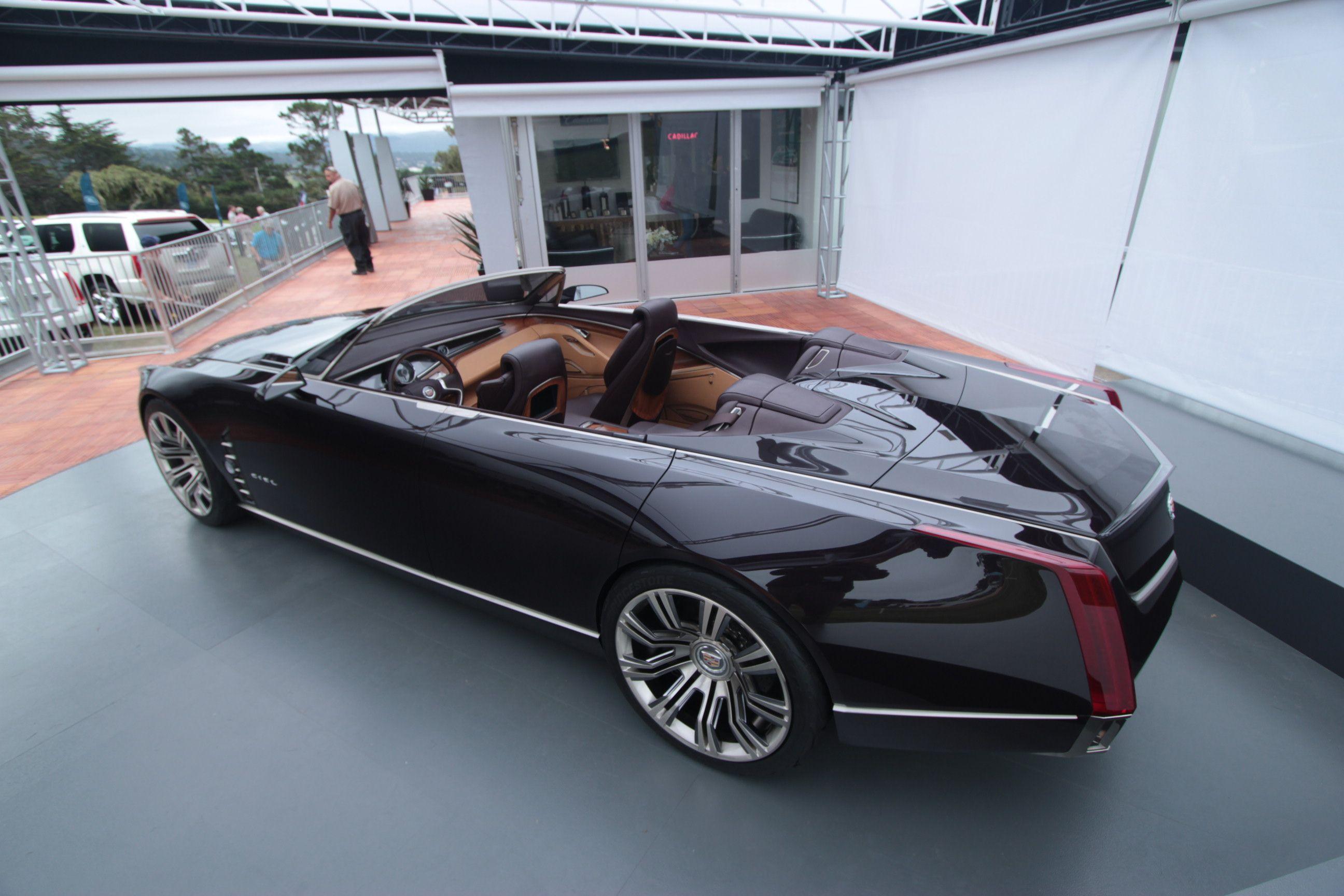Cadillac Ciel Concept  Re: 1967 Cadillac Eldorado