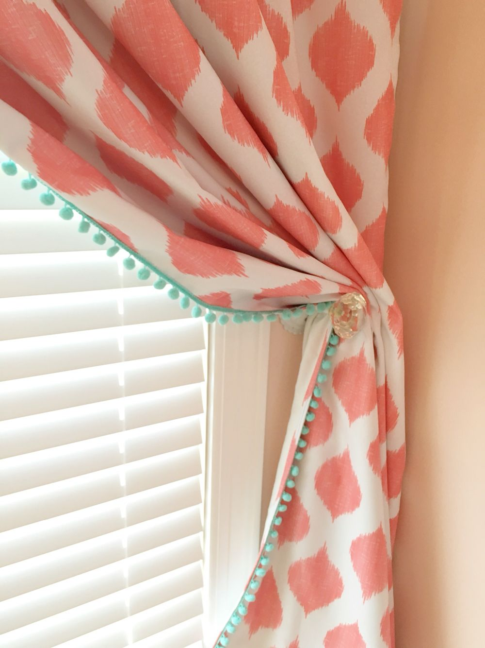 a curtain how to hang pull treatments have string that curtains window