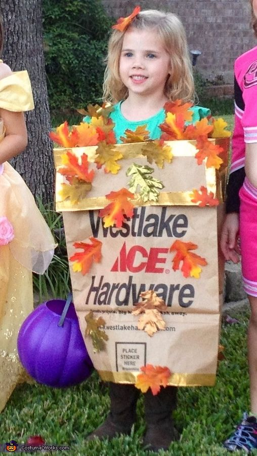 Bag O\u0027 Leaves - Halloween Costume Contest at Costume-Works - ideas for halloween costumes
